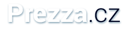 Logo Prezza CZ prezentační systémy